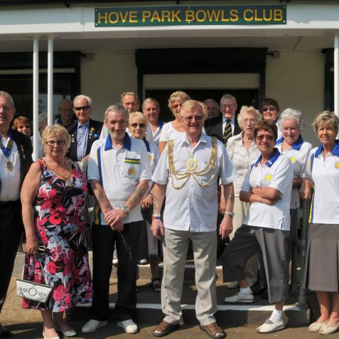 Hove Park Bowls Club | Photo by Tony Mould
