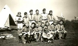 Memories of the 11th Brighton Scout Group | From the private collection of Trevor Chepstow
