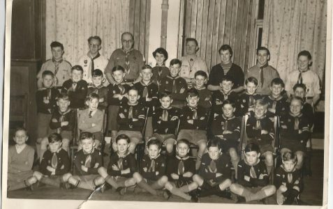 1952/53 scouts/cubs