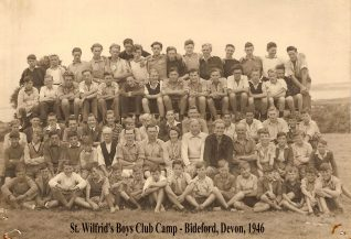 The National Association of Boys Clubs was very successful. The St Wilfrid's Club was organised by Rev Brian Matthews and the summer camp was the highlight of the year for many local lads and is still the subject of conversation and anecdotes when the 'old boys' get together. | Photo from the private collection of Rita Denman