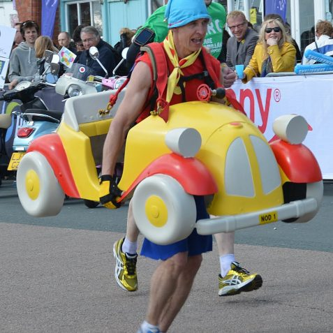 2012 Brighton Marathon | Photo by Tony Mould