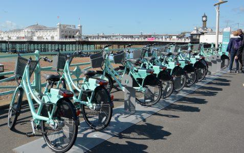 Bike Share Scheme