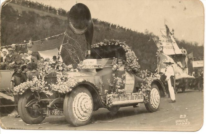Brighton Carnival c1920. | Sargeant Archive