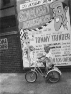Tommy Trinder appearing c1950