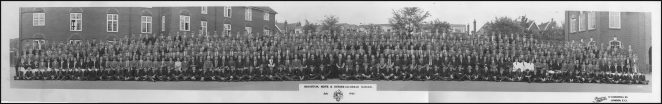 Brighton and Hove Grammar School 1966 | From the private collection of Nick Lade
