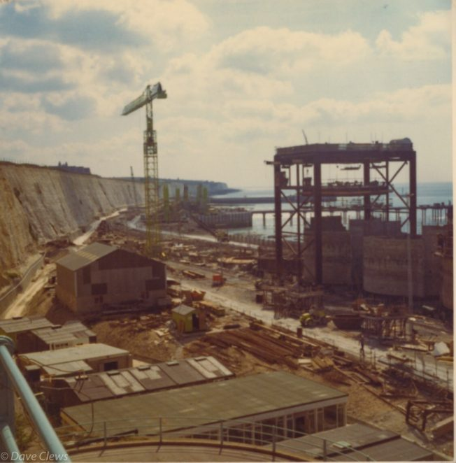 Under Construction during June 1973