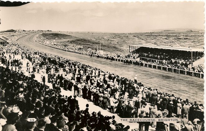 Brighton Race Course:undated | From the private collection of Sue Loveridge
