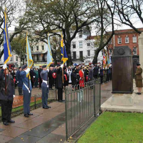 War Memorial Remembrance 2009 | Photo by Tony Mould