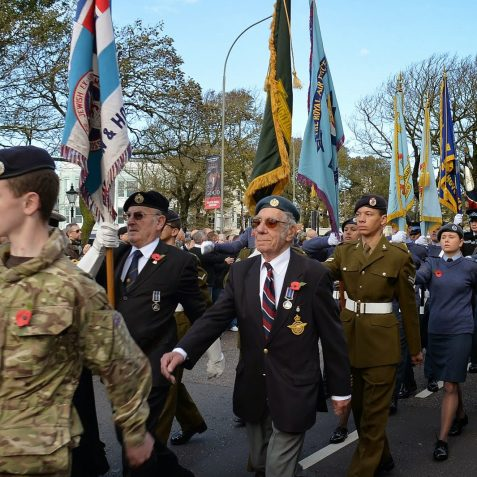 Remembrance Sunday | ©Tony Mould:images copyright protected