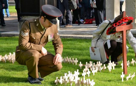 Remembrance Sunday: WWI Centenary Year