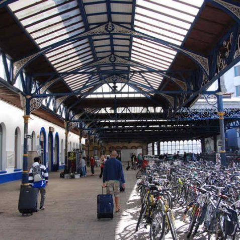 Brighton Station | Photo by Tony Mould