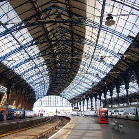 Brighton Station   Photo by Tony Mould
