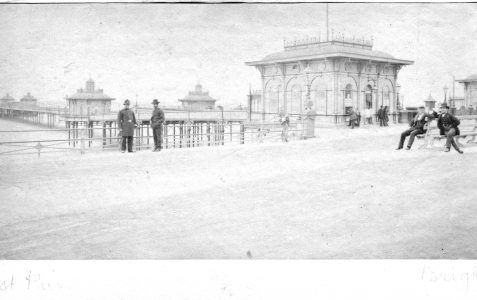 An Edwardian view of Brighton