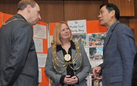 Thailand Flood Relief: Hove Town Hall