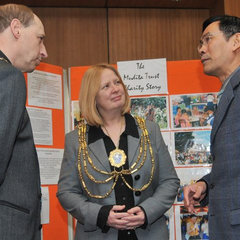 Thailand Flood Relief event in Hove Town Hall | Photo by Tony Mould:click on photo for large version