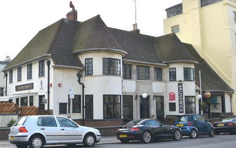 The Brunswick, Holland Road