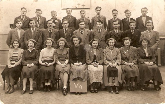Class VA c. 1950 | From the private collection of Fred Hards