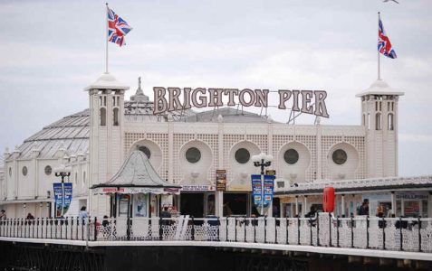 Formerly known as Palace Pier