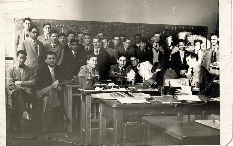 First year students c1953
