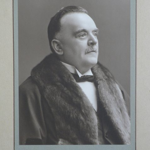 Alderman Jonathan Burberry | From the private collection of Alan Hobden