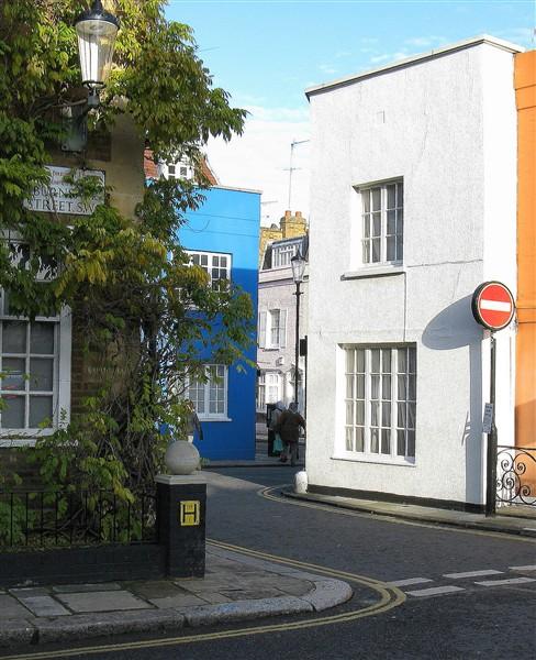 Burnsall Street, Kensington, London, SW3