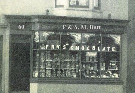 F & A. M. Butt: Shirley Street