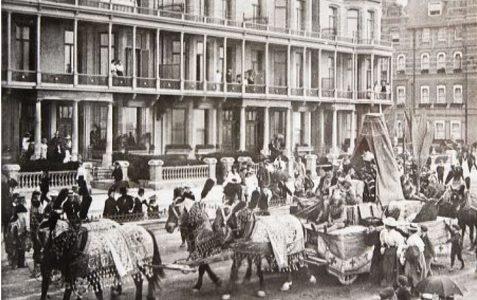 Barnum & Bailey: Hove 1899