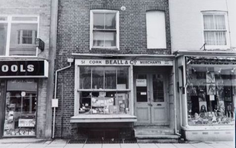 Beall & Co Cork Merchants