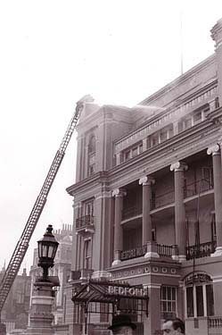 Undated fire   Image reproduced with permission from Brighton History Centre
