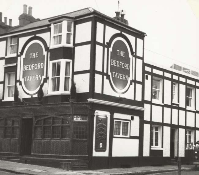 Bedford Tavern | Image reproduced with permission from Brighton History Centre