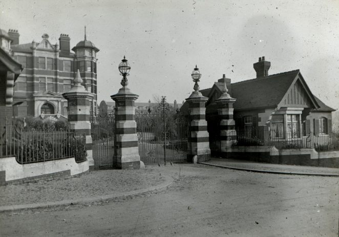 Bevendean Isolation Hospital undated | Royal Pavilion and Museums Brighton and Hove