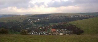 Further views of Bevendean today | Sent to website 20/10/2002 by Sam Carroll, Bevendean resident