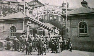 The Kitchener Indian Hospital during the First World War