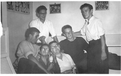 The Bison Club c1959