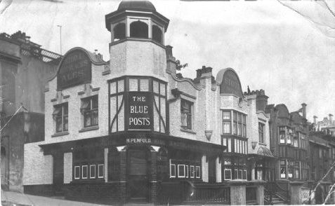 Blue Posts Tavern