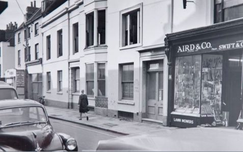 Bond Street in the 1960s