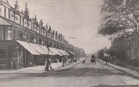 Boundary Road, Hove