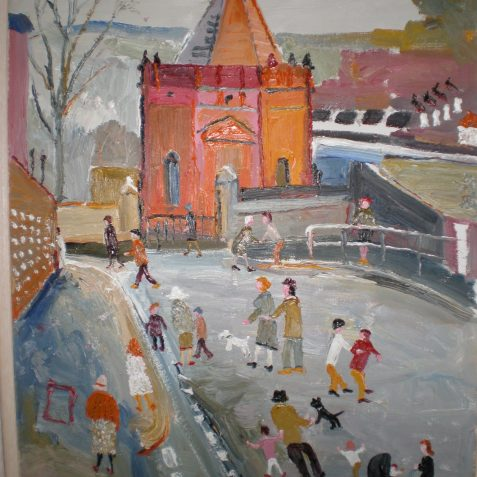 Florence Place: Artist, Fred Yates | Albert Treharne.Current owner of this work