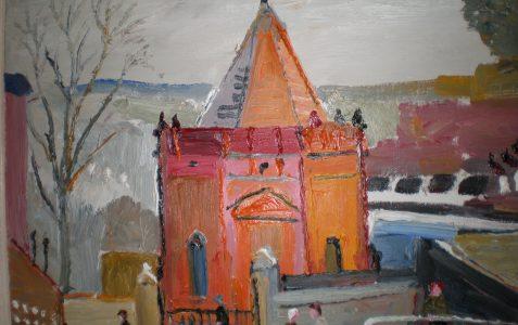 Fred Yates: Artist