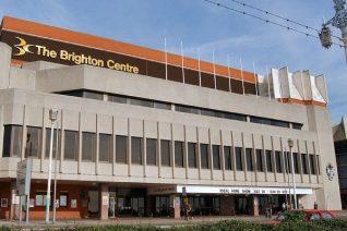 Brighton Centre: 2006   Photo by Tony Mould