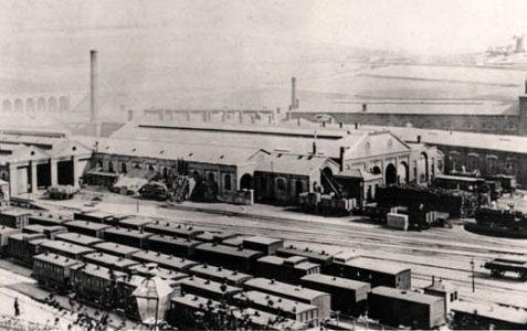 Photo gallery of Brighton Locomotive Works