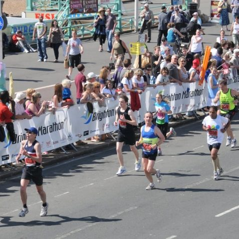 2011 Brighton Marathon | Photo by Tony Mould