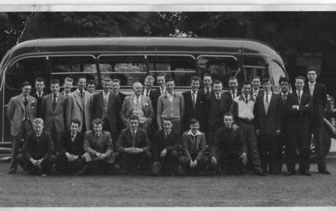 Brighton Messengers 1955