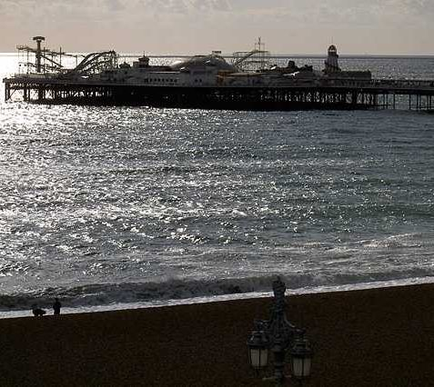 Brighton Pier | Julia Powell