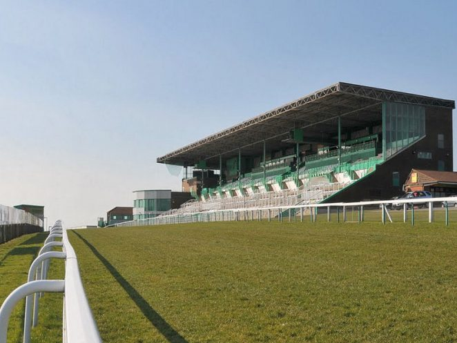 The stands at Brighton Racecourse | Photo by Tony Mould