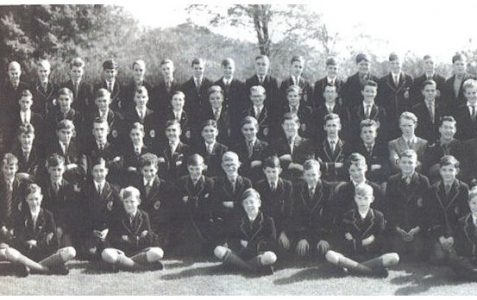 Pupils and Masters c1957