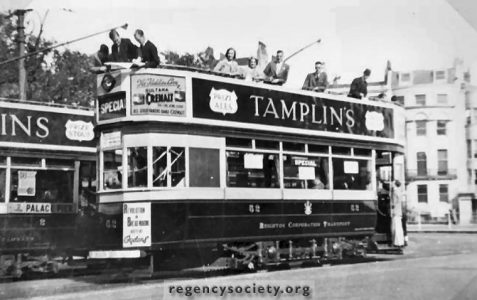 Trams and trolley buses
