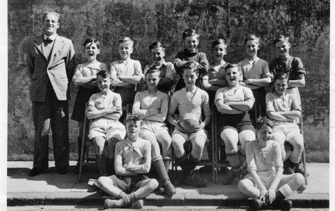 Football team c1949/50