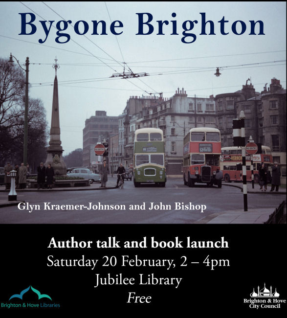Bygone Brighton: Transport and street scenes post WWII