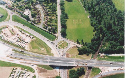 Aerial views 1991